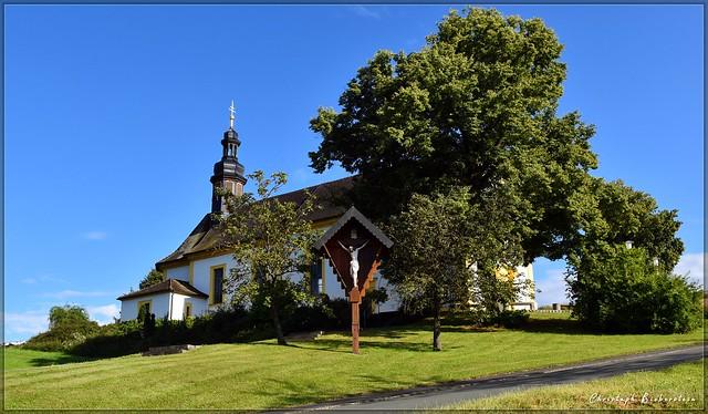 Kuratie- und Wallfahrtskirche zur Schmerzhaften Muttergottes in Eggenbach