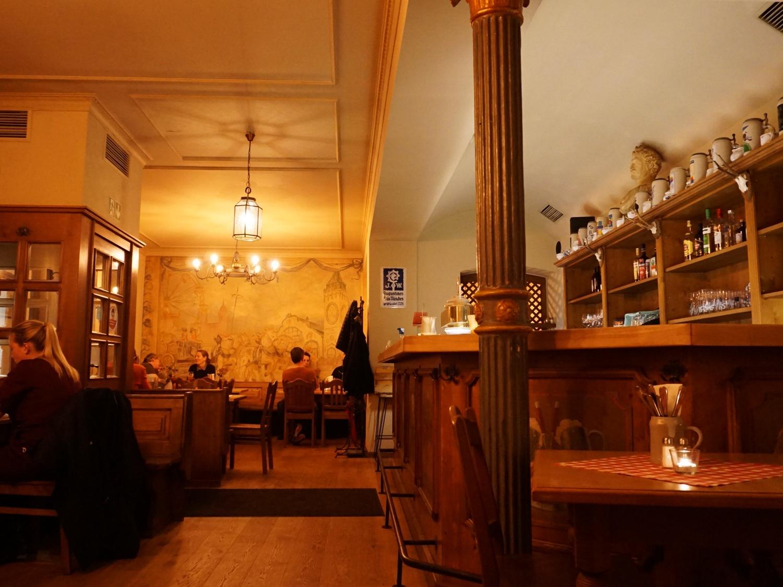 Munich restaurant