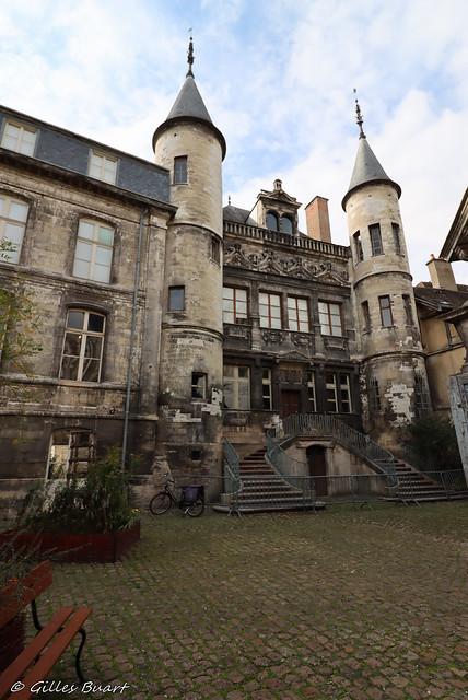 Hôtel de Vauluisant - Troyes (10)