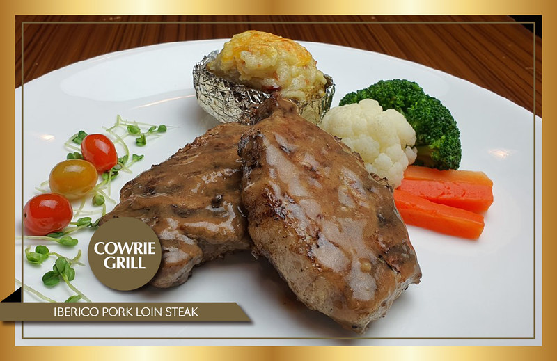 Cowrie Grill