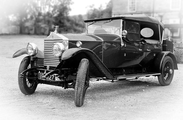 Rolls Royce Twenty Tourer