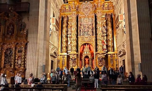 Coro Francisco Salinas de Salamanca.comienzo curso 21-22.