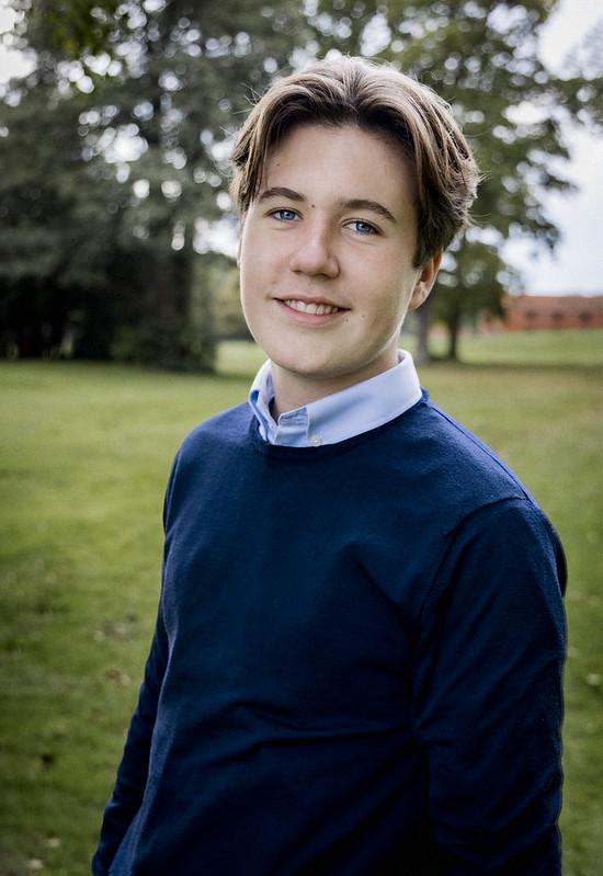 16e verjaardag Prins Christian van Denemarken