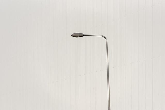 Simple a street light