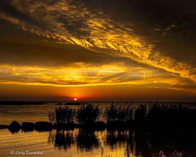 Cloudy Sunset  (Explore Oct 15, 2021)