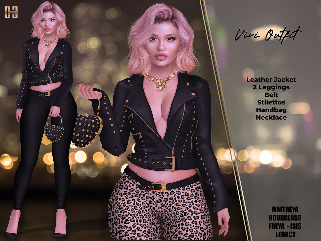 Hilly Haalan – Vivi Outfit