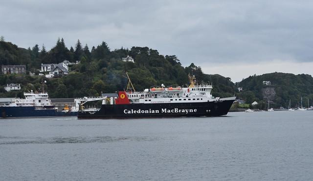 Caledonian MacBrayne MV Lord of the Isles