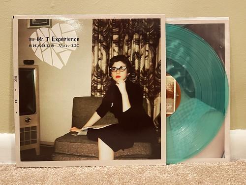 The Mr. T Experience - Shards Vol. III LP - Sea Glass Vinyl (/300)