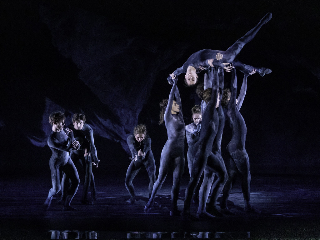 Artists of The Royal Ballet in The Dante Project