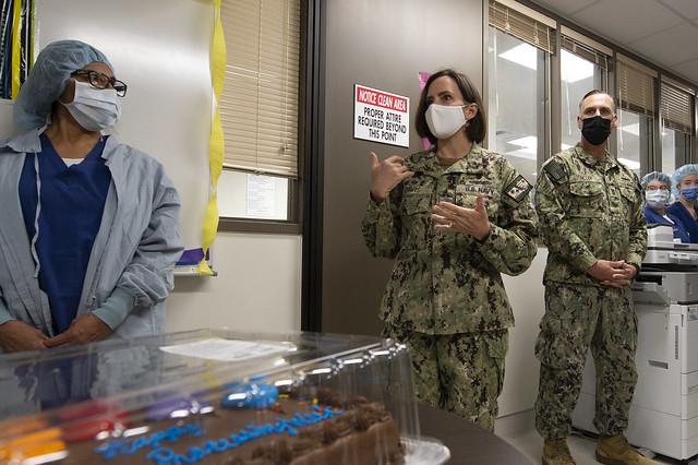 NMRTC San Diego Celebrates Sterile Processing Week.