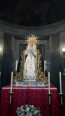 María Santísima de los Dolores en su Mayor Soledad