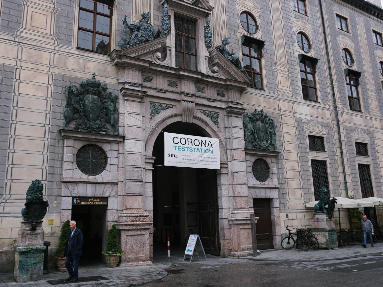 COVID test Munich