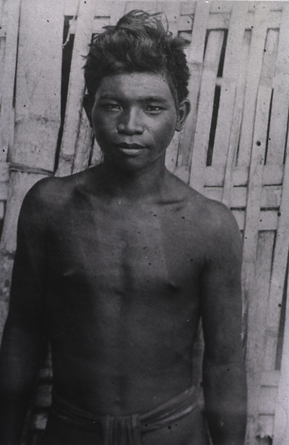 Native(?) of Sulu or one of the southern islands