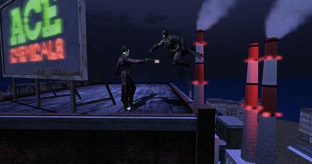 Bats V Joker