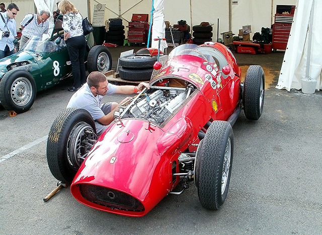 1952 Ferrari 625A