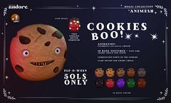 ANDORE @ Cookies Boo! ANIMESH