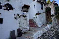 Sacromonte (Granada).