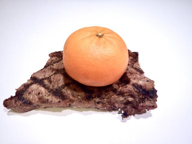 Steak a la Orange