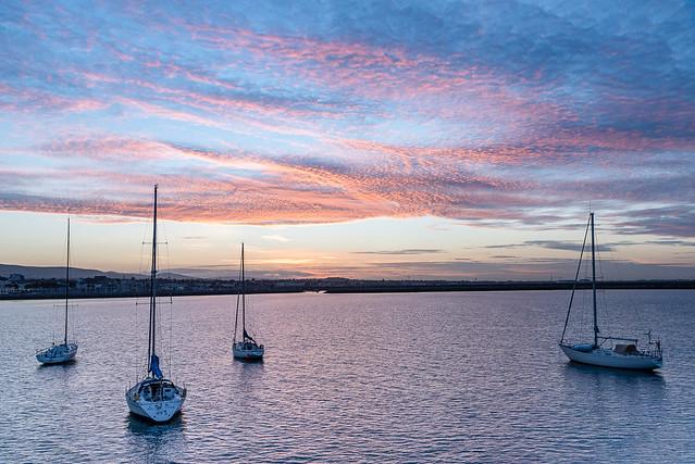 After sunset - DSC_0689-Edit [Flickr EXPLORE - 15th October 2021]