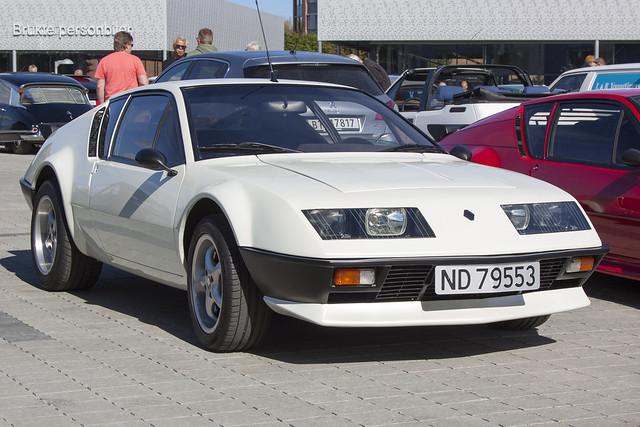 Renault Alphina