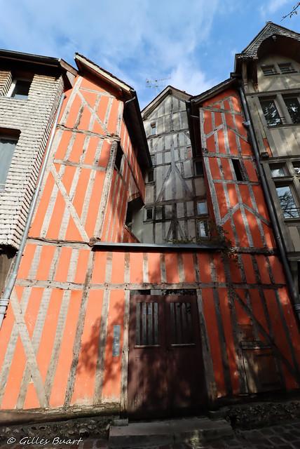 Rue Vauluisant - Troyes (10)