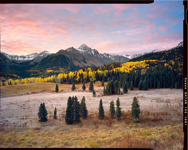 Sneffels Meadow Sunrise