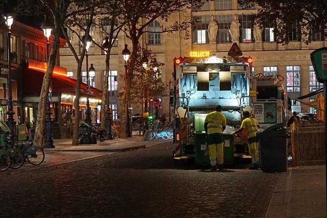 Boulevard de Denain - Paris (France)