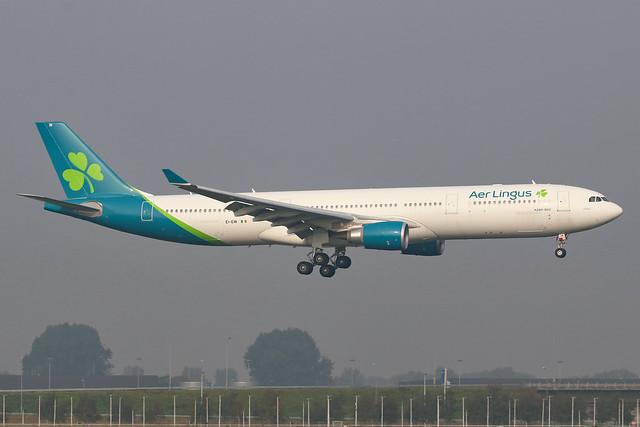 Aer Lingus / EI-EIN / Airbus330-302 / c/n1951 / f/f'20 / AMS / EHAM / Schiphol / 10-10-2021