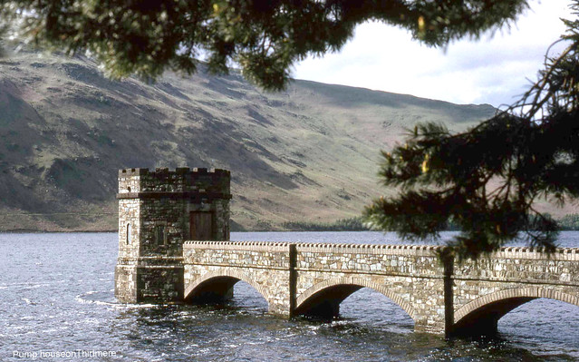 Haweswater.  In the English Lake District
