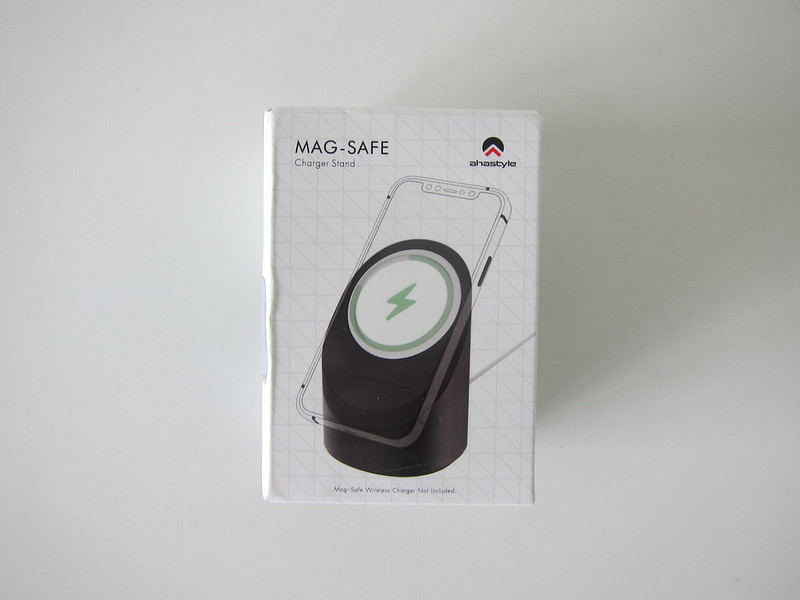 AhaStyle MagSafe Charger Stand - Box Front