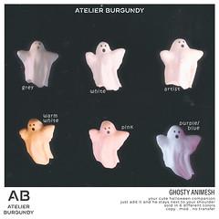 Atelier Burgundy . Ghosty
