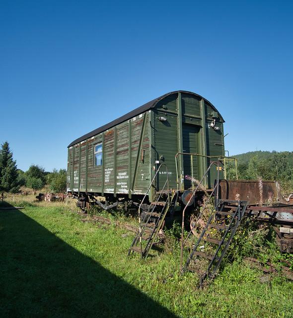 Eisenbahnwerkstatt Georgenthal - IG Hirzbergbahn