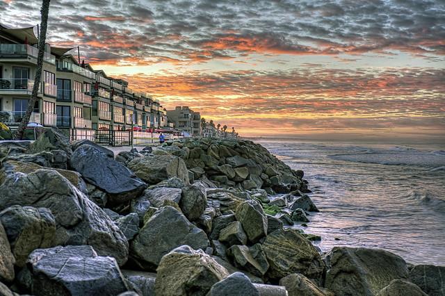 O'Side Strand Dawn 25-10-9-21-1Dsii-42mm