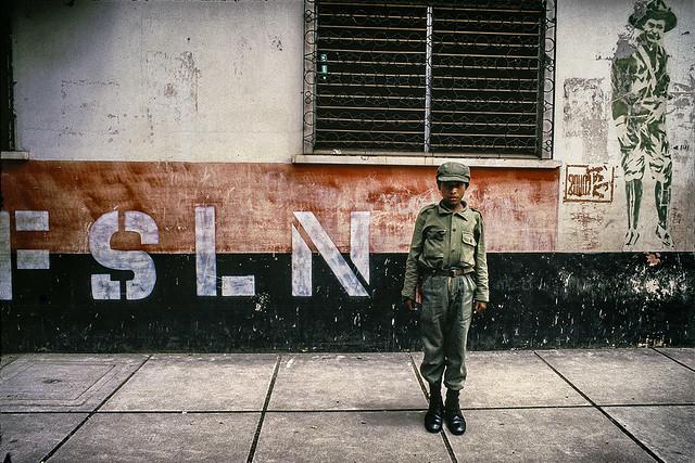 Jinotega, Nicaragua, 1986