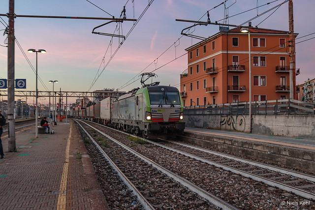 Milano Lambrate FS