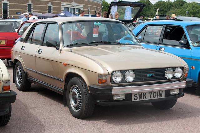1981 AUSTIN ALLEGRO HLS (SWK 701W) 1300cc - BMC & Leyland Show 2021 - Gaydon