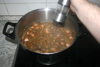 41 - Taste with salt & pepper / Mit Salz & Pfeffer abschmecken