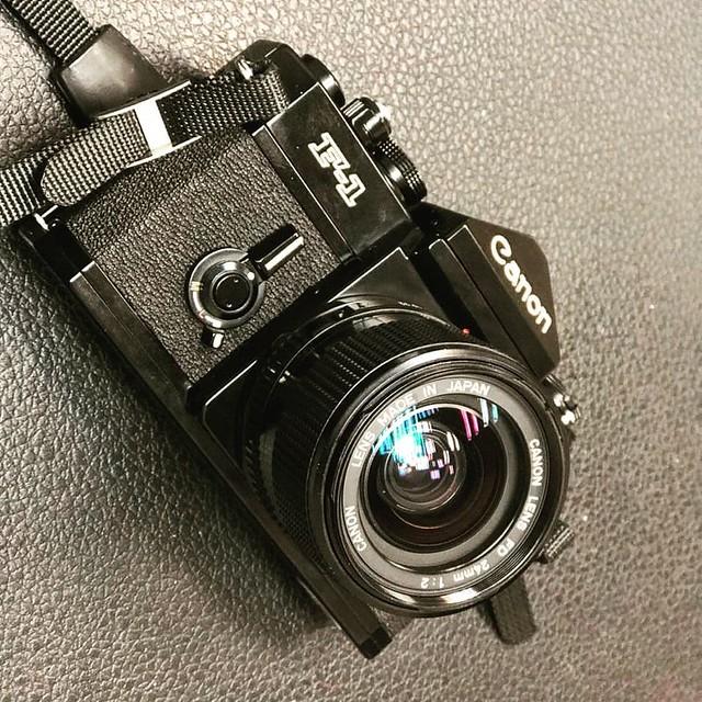 Canon FD 24mm f2 佳能F2軍團