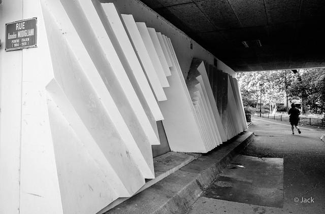 Modigliani street