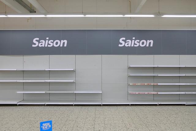Sign: (last) Saison