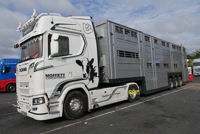 Scania 650S - Thurrock