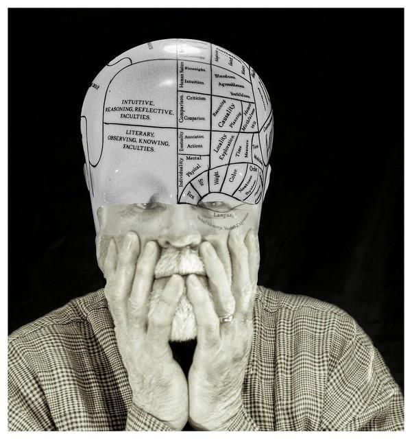 Phrenology Man