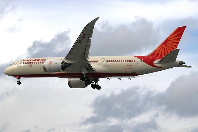 VT-ANE | Boeing 787-8 Dreamliner | Air India
