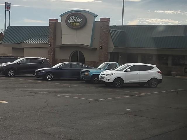 Perkins, Ellensburg, WA