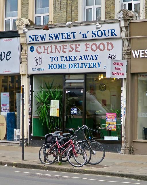 New Sweet 'n' Sour, London, UK
