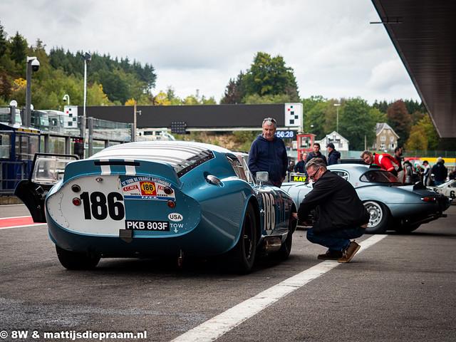2021 Spa Six Hours: Shelby Cobra Daytona Coupé