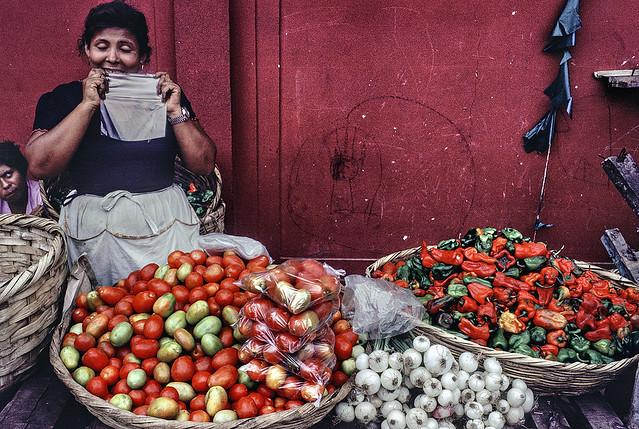 León, Nicaragua, 1986
