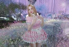 Oh darling, we found Wonderland
