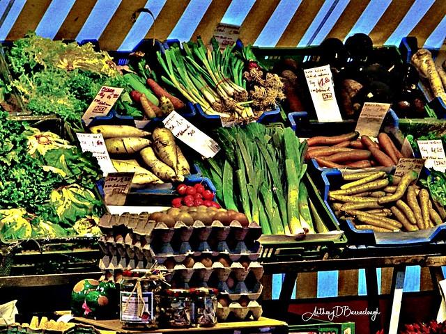 Vegetables - Salzburg Market 975ehdr1-1