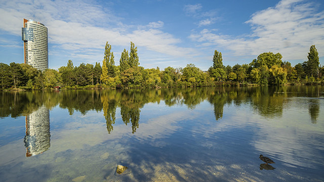 Wasserpark Floridsdorf